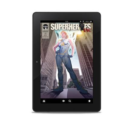 Arranca con buen pie el mecenazgo de Superheroes Inc 3ª ed.