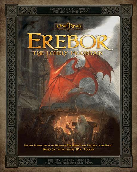 Noticias sobre TOR, TOR 2ª ed y Adventures in Middle Earth