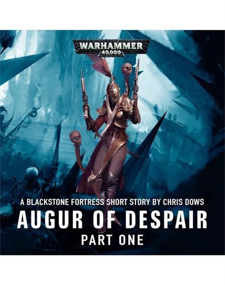 Entrega V del Calendario de Adviento 2019: Augur of Despair, parte I