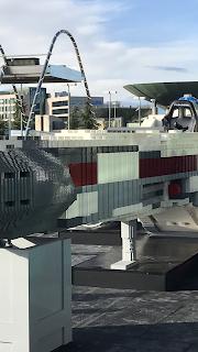 LA NAVE X-WING DE STAR WARS ATERRIZA EN EL CORTE INGLÉS DE LA MANO DE LEGO Y DISNEY