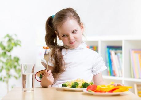 errores comunes en la alimentación de nuestros hijos