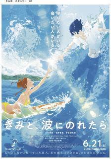 Ride your wave - El amor está en el agua