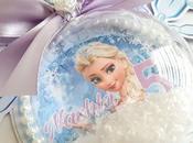 Bellas invitaciones Frozen