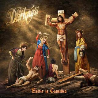 The Darkness - How can I lose your love (2019)