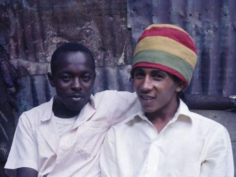 """Bob Marley & The Wailers. """"No Woman No Cry"""""""