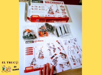Mechanics STEM: Juegos de construcción educativos