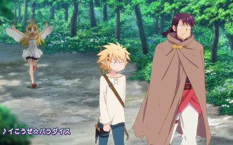 El anime ''Ishuzoku Reviewers'', estrena avance promocional