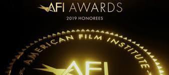 PREMIOS DEL AMERICAN FILM INSTITUTE (AFI Awards 2019)