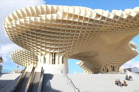 Diseños Arquitectónicos Setas de Sevilla