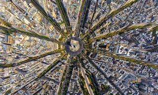 Capturas Aéreas Por Algunas Ciudades Del Mundo