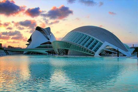 Diseños Arquitectónicos Ciudad de las Artes y las Ciencias Valencia