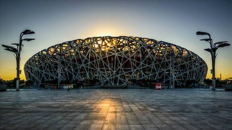 Diseños Arquitectónicos Estadio Nacional de Beijing