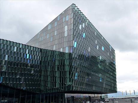 Diseños Arquitectónicos Harpa Concert Hall Reykjavik