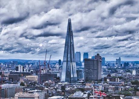 Diseños Arquitectónicos The Shard Londres