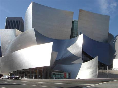 Diseños Arquitectónicos Walt Disney Concert Hall