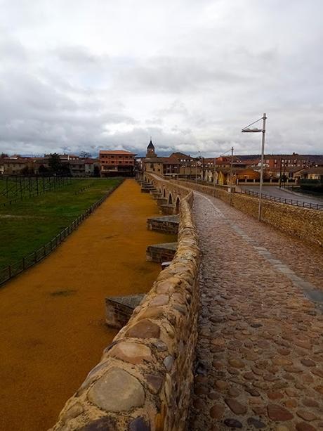 Sembrando El Camino de Santiago, décima edición. Villadangos del Páramo a Puente de Órbigo.