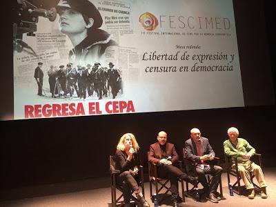 FESCIMED: Regresa el Cepa, ¿vuelve la censura?