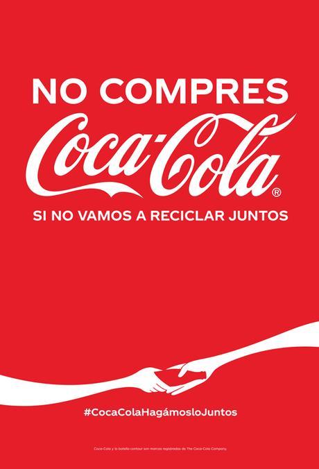 No compres Coca-Cola (si no vamos a reciclar juntos) #COP25