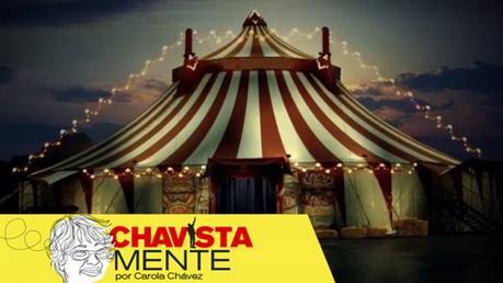 Chavistamente: Circo con ventilador