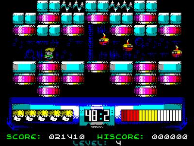 ¡Avalancha de juegos nuevos para ZX Spectrum!