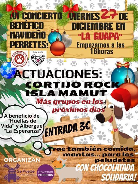 concierto benéfico Villarrobledo