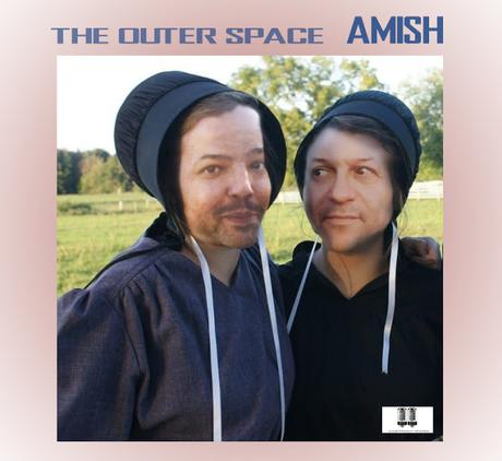 THE OUTER SPACE - AMISH  (EP)