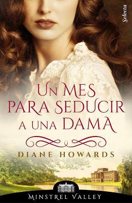 Reseña   Un mes para seducir a una dama, Diane Howards