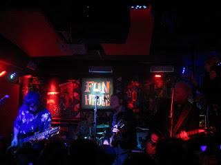 Concierto The Stems, Madrid, Sala Fun House, 8-12-2019