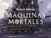 Máquinas mortales, Philip Reeve