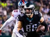 Semana 2019 Giants Eagles