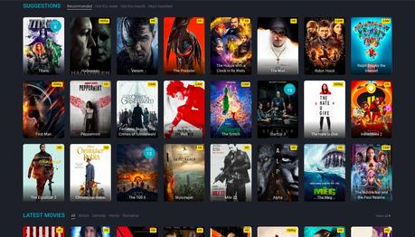 Los mejores sitios de películas gratis * NUEVO *