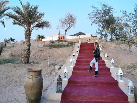 Que ver en Marrakech: Cena y espectáculo en el desierto