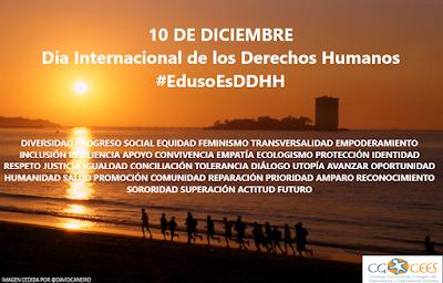 Día Internacional de los Derechos Humanos, 10 de diciembre de 2019