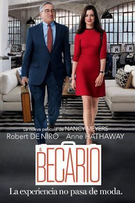 El becario Robert De Niro y Anne Hathaway