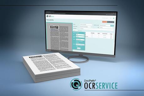 OCR Services, un software documental perfecto para extraer información editable, de DocPath