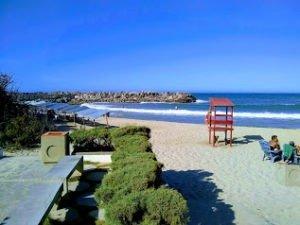 Un loco día de playa…