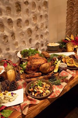 Hoteles Marriott lanzan deliciosas propuestas  gastronómicas para disfrutar la Navidad y el Año Nuevo