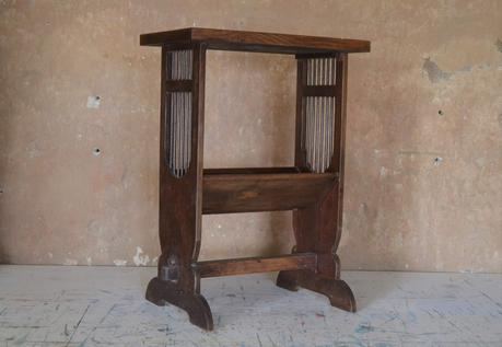 Antes y después de un mueble auxiliar, como darle un aspecto francés