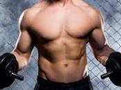 Suplementos alimenticios para marcar músculo