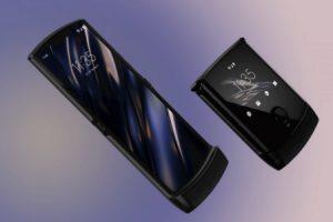 Todo sobre el nuevo Motorola Razr 2019