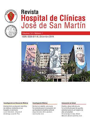Revista Hospital de Clínicas José de San Martín