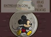Ideas Patatas: principio intentaba surfear tendencias, pero ahora mismo liberado presión dibujo poco apeteciendo»