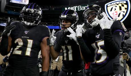 Semana 15 NFL 2019 – Jets 21 – 42 Ravens