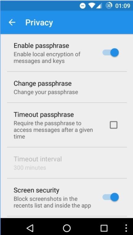 9 mejores aplicaciones de Mensajería segura y cifrada para Android e iOS