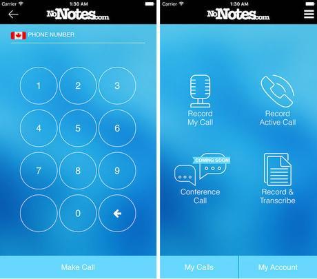 Las 10 mejores aplicaciones de Grabación de llamadas para iPhone