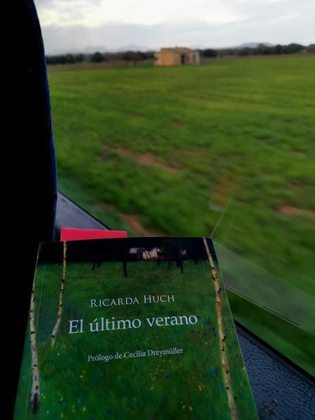 reseña de la novela, El último verano de Ricarda Huch