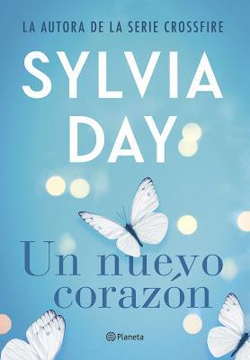 Reseña | Un nuevo corazón, Sylvia Day