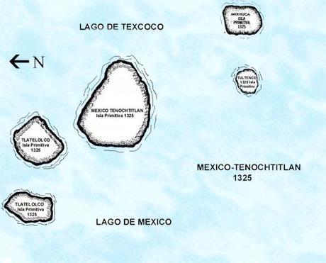 LA EVOLUCIÓN DE LA CIUDAD DE MÉXICO A TRAVÉS DE MAPAS Y FOTOGRAFÍAS