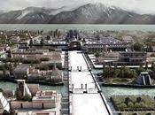 evolución ciudad méxico través mapas fotografías