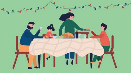 Consejos nutricionales para celebrar bien las fiestas de fin de año